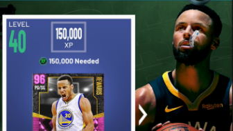 2K21 Steph Curry XP Path Reward