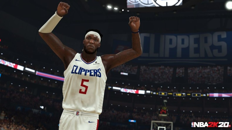 NBA 2K20 - Montrezl Harrell