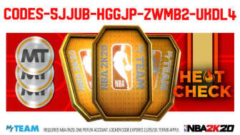 Most recent Locker Code: Locker Code Up to 75 tokens or Deluxe Heat Check pack