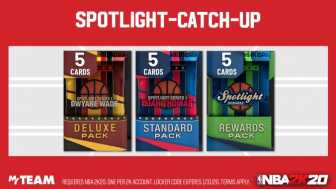 Most recent Locker Code: Spotlight Catch Up Locker Code
