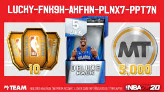 Most recent Locker Code: Locker Code Dwight Howard Award Pack