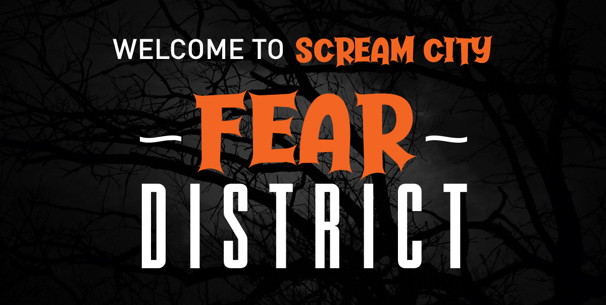 Fear District Header