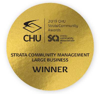Strata Community Management Large Business - Winner