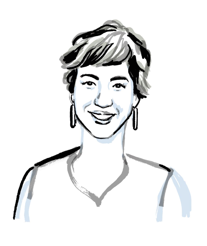 Lindsay Siegel Portrait