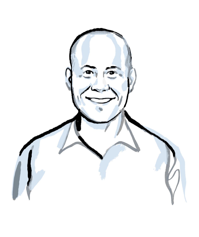 Robinson Hernandez Portrait