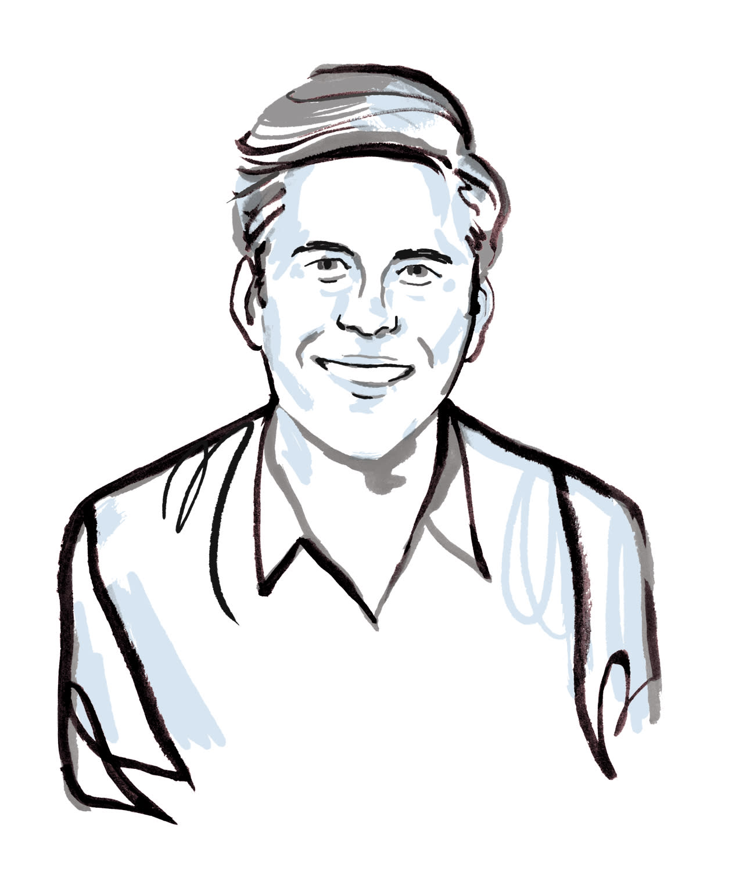 Nelson Boone Schubart Portrait