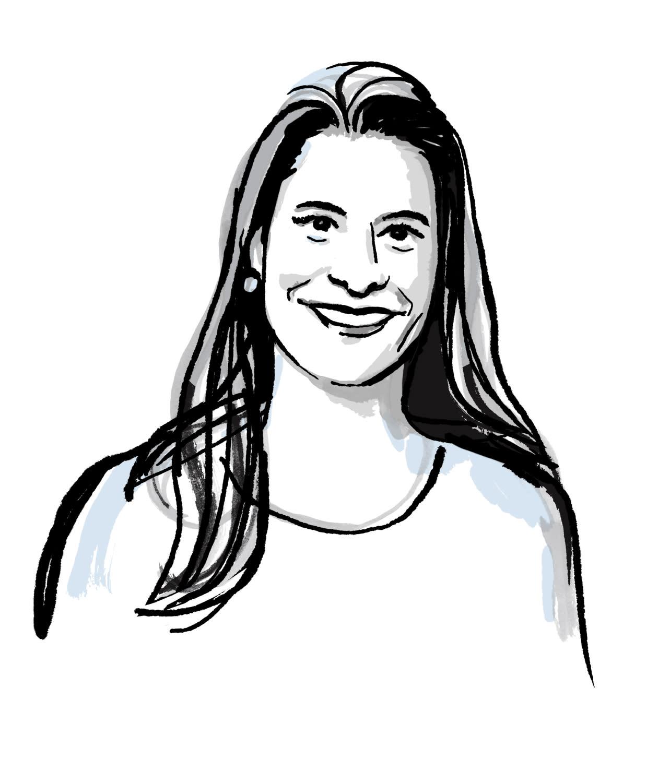 Christina Ducruet Portrait