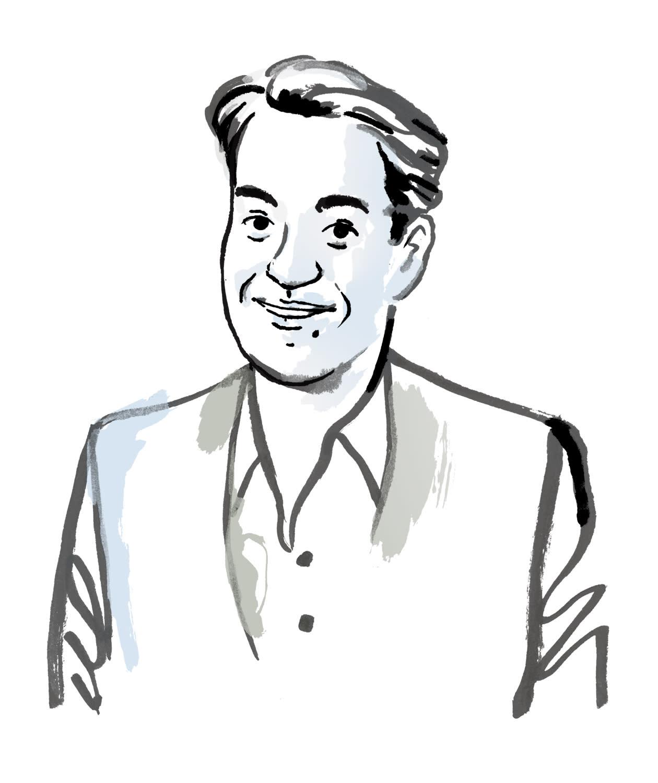 Michael Milstein Portrait