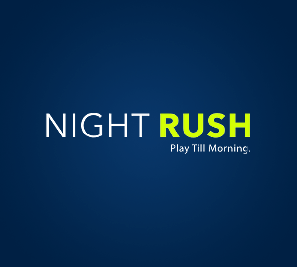 PLAY ALL NIGHT 1,000 € BONUS On the first 4 deposits at Night Rush Casino