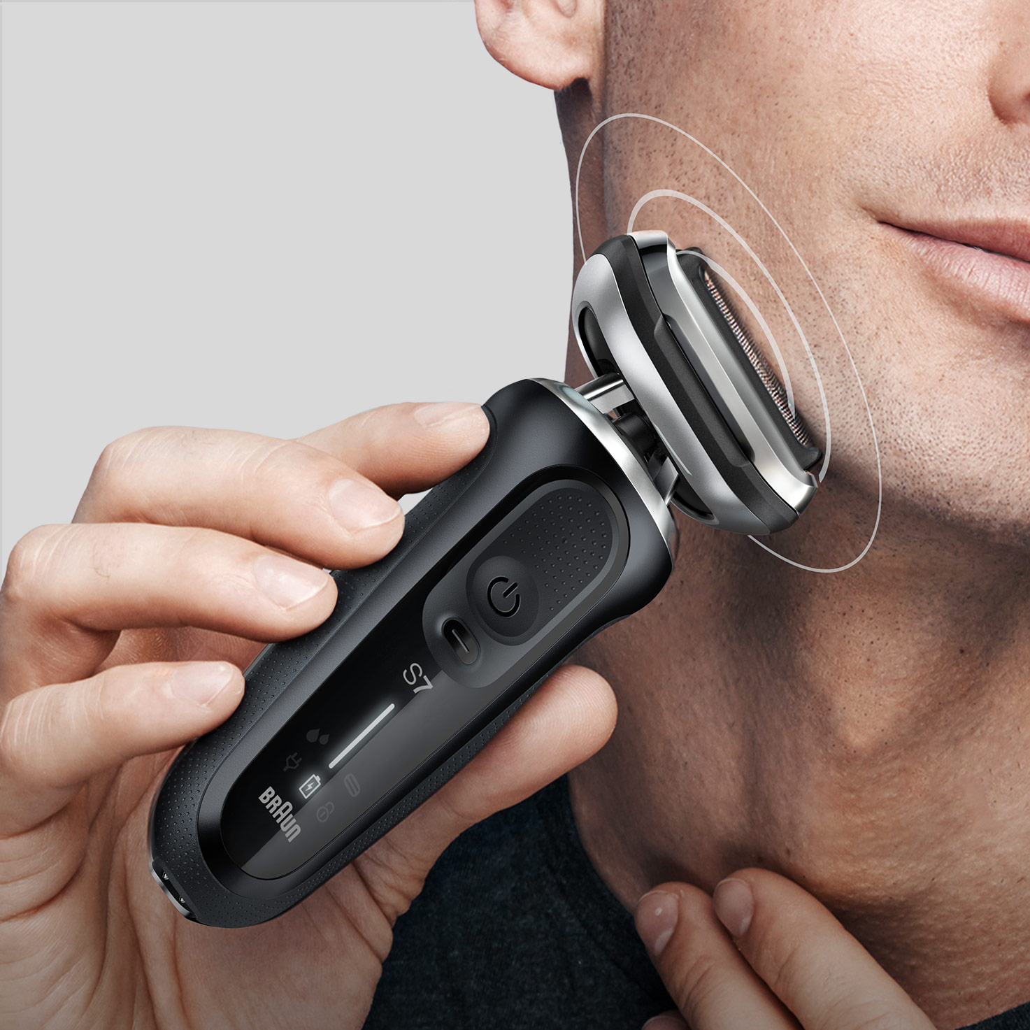 A clean shave, even in tricky areas