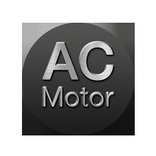 Professzionális váltakozó áramú (AC) motor