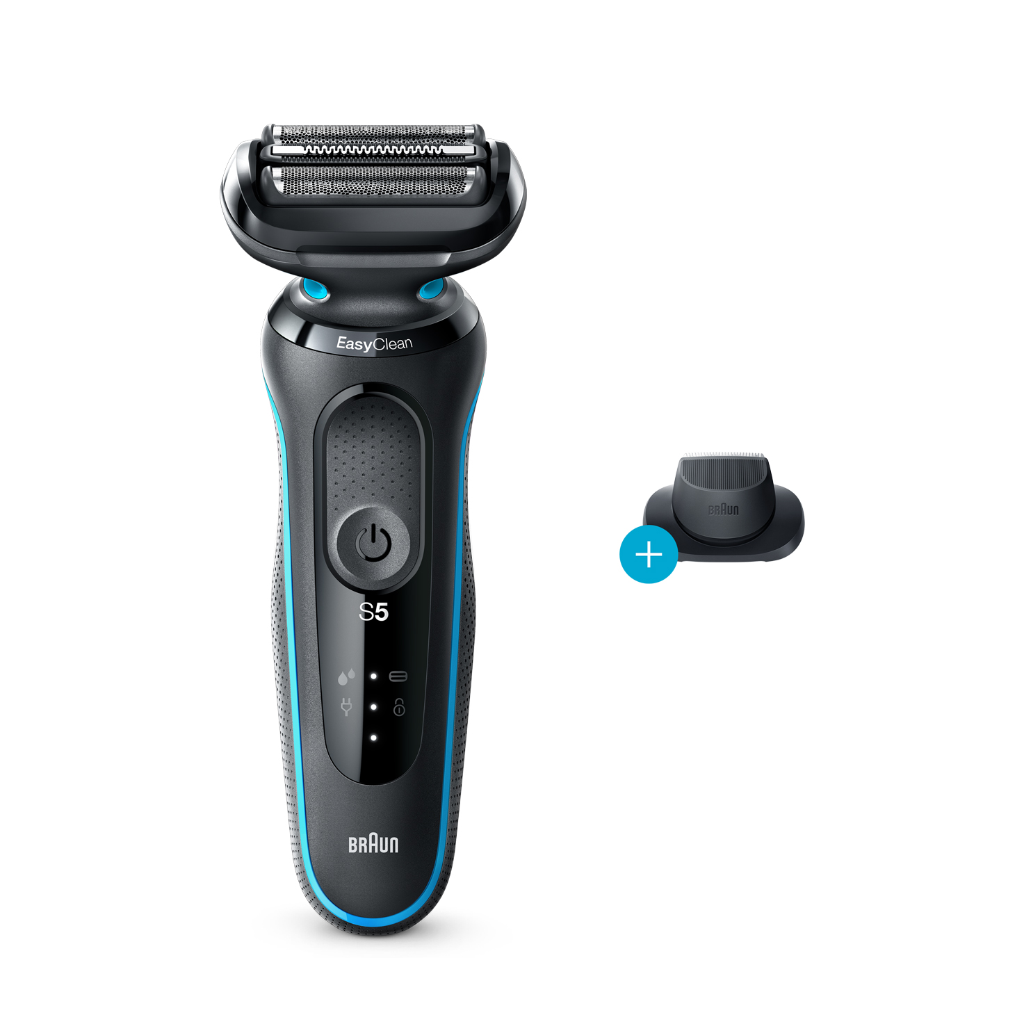 Braun Series 5 50-M1200s Electric Shaver