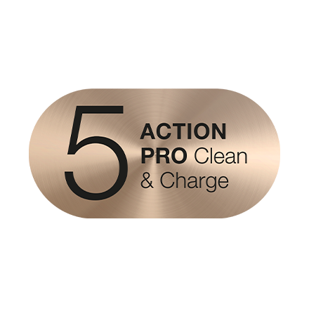 Clean&Charge Pro tisztító- és töltőrendszer