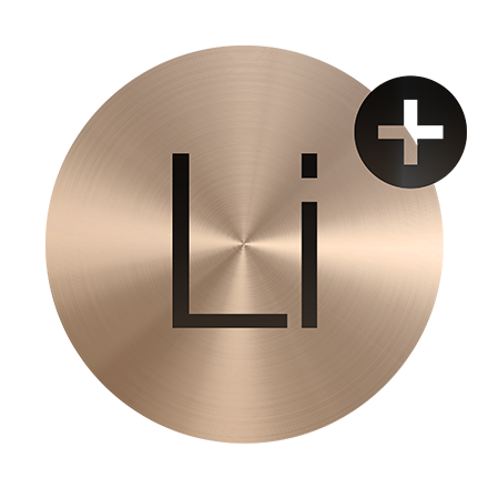 Li-ion+ akkumulátor