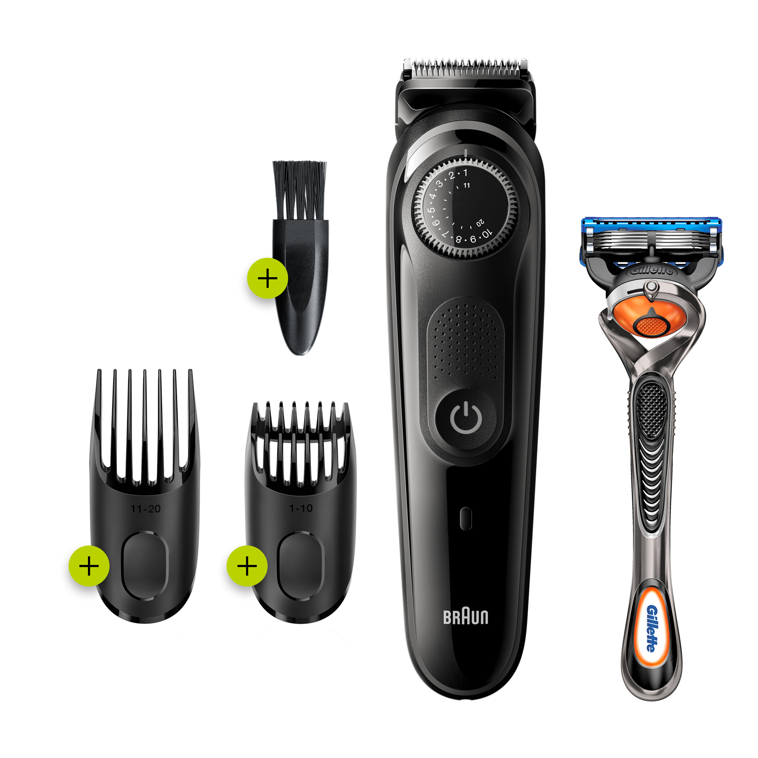 Braun Beard Trimmer BT5242