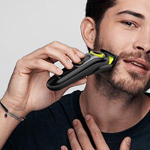 Rövid és közepes szakállakhoz, hajvágáshoz
