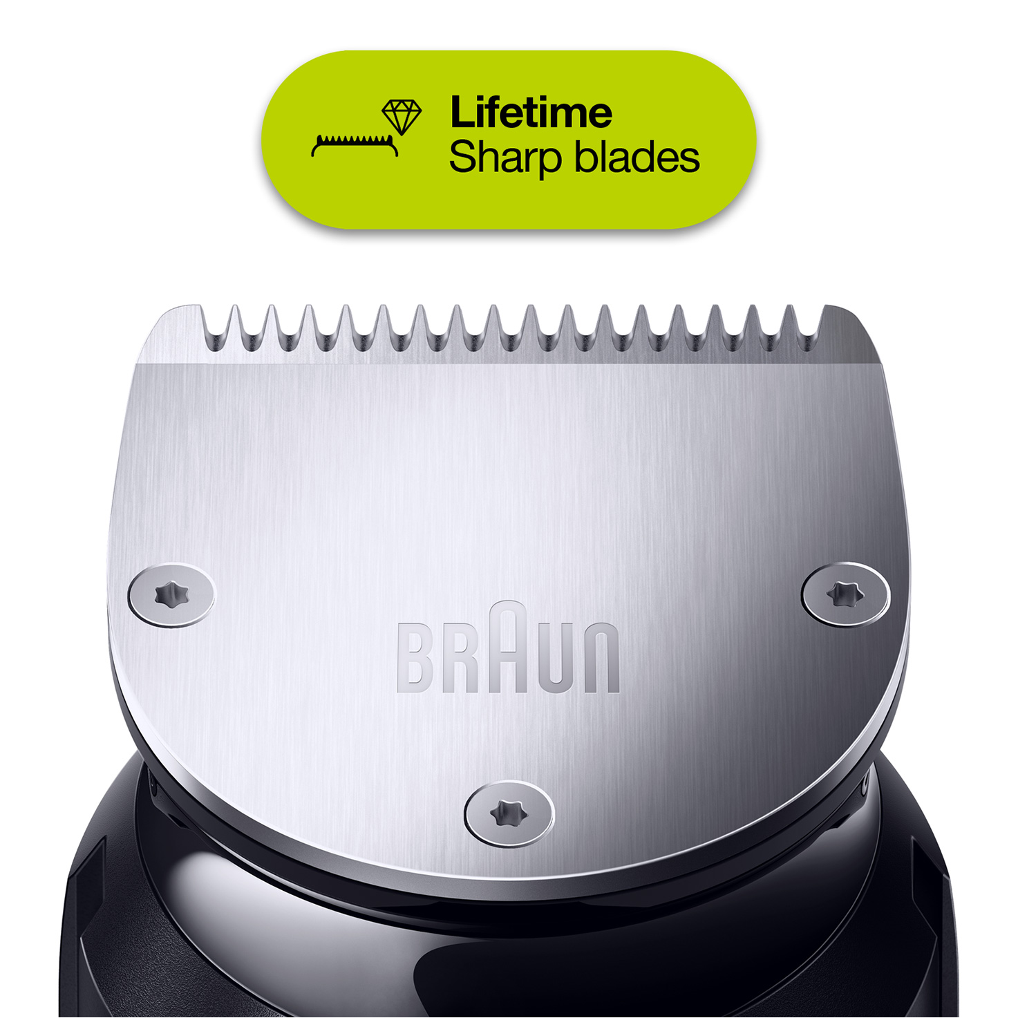 Braun Beard Trimmer BT7240