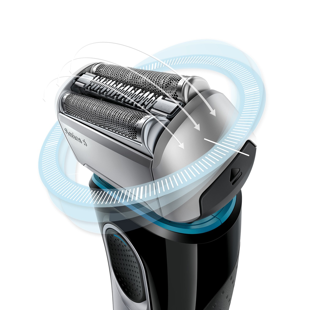 Braun Series 5 5147s - head