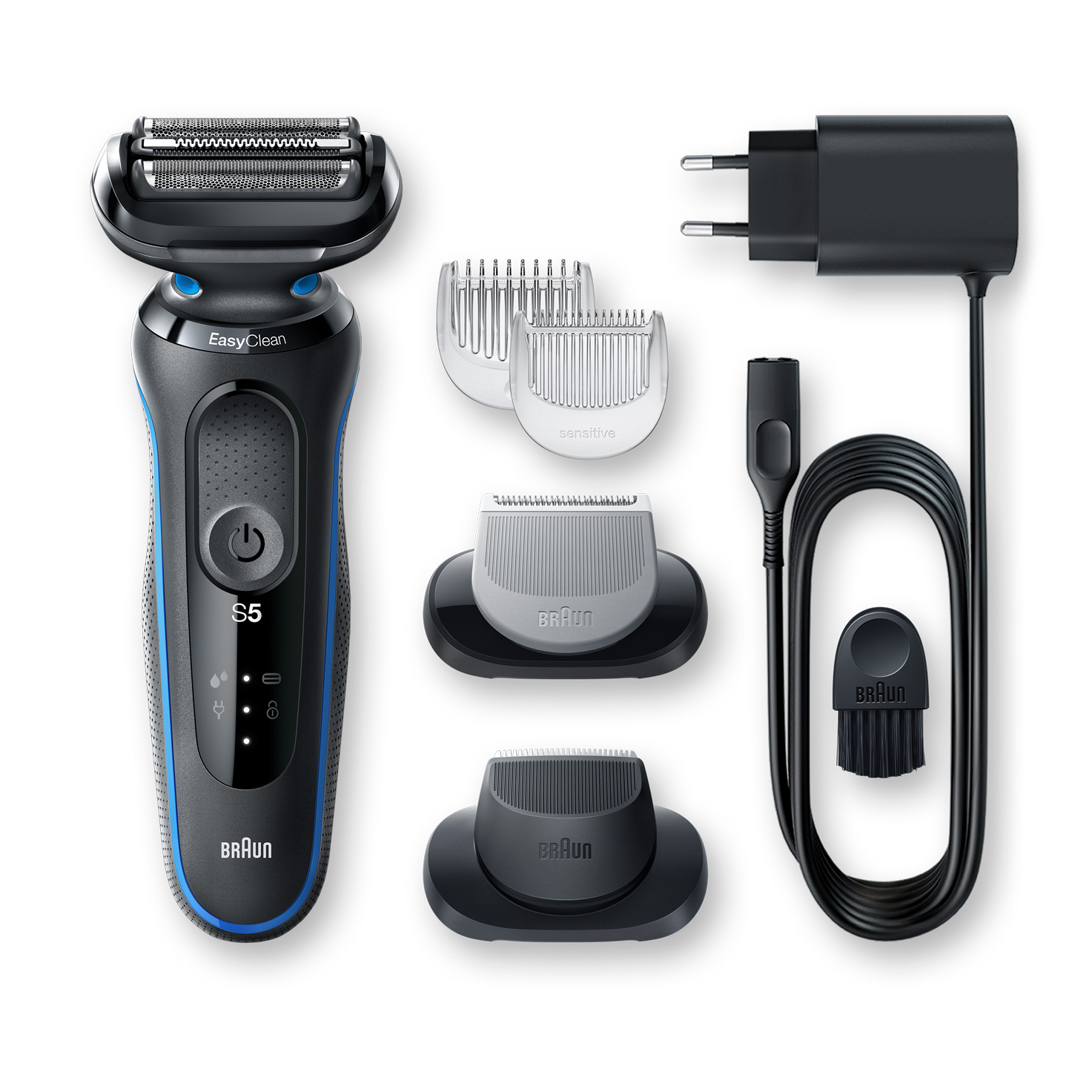 Braun Series 5 50-B1620s Electric Shaver