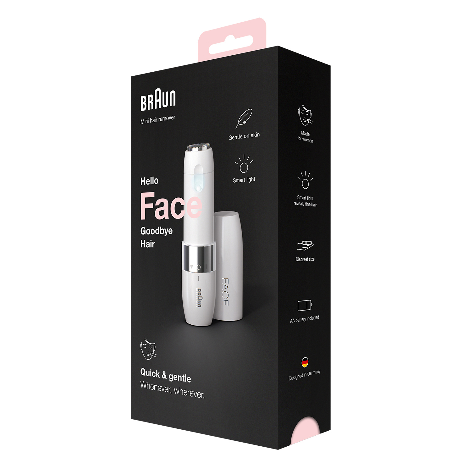 Face Mini hair remover FS1000