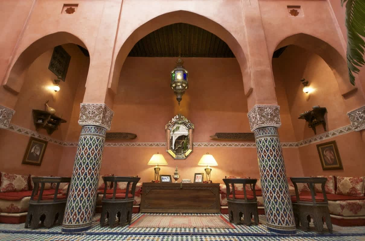 Dar Anebar, our riad in Fes
