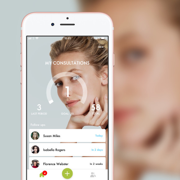 Oriflame SkinExpert - A mobile tool for a global sales force