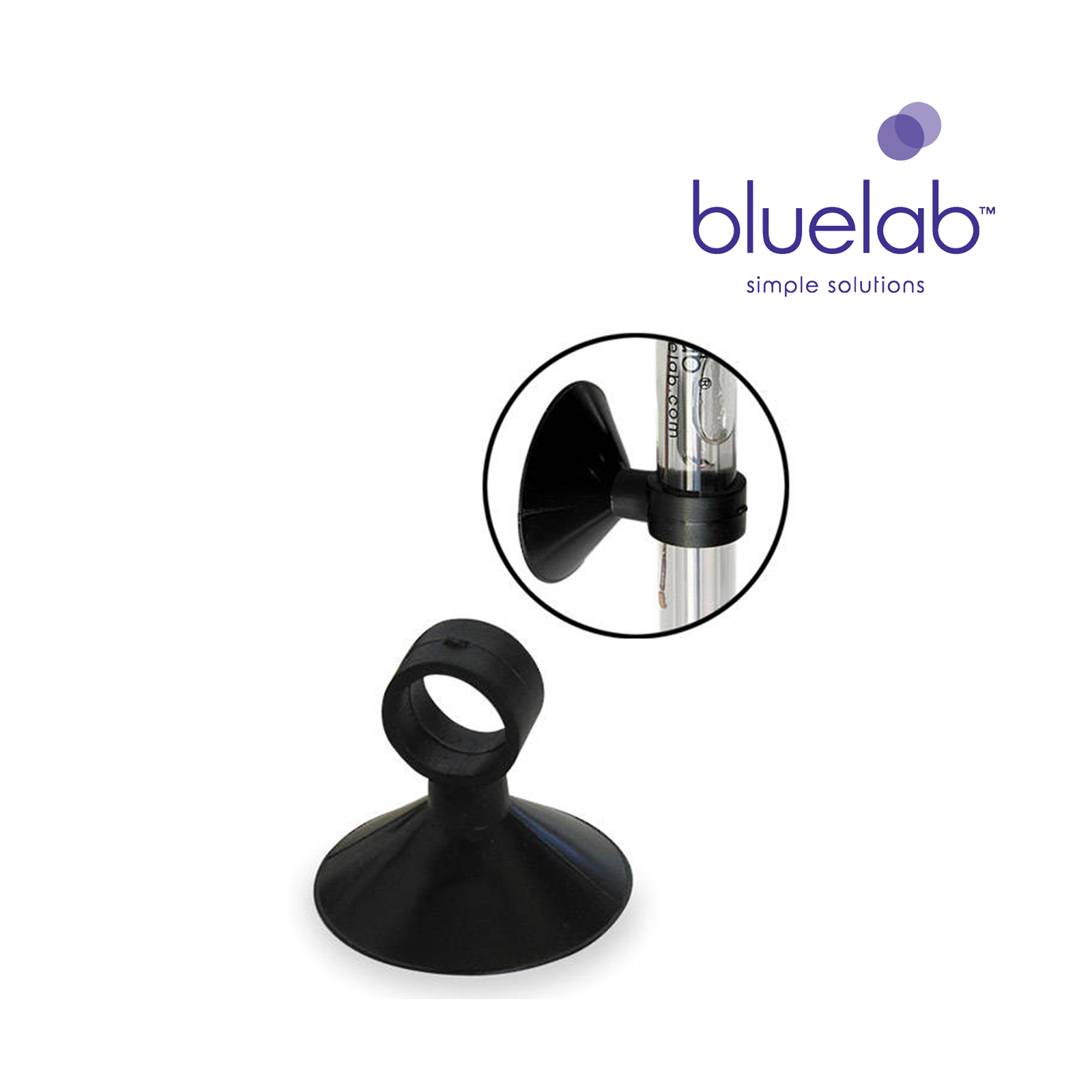 Bluelab pH probe holder with suction cup