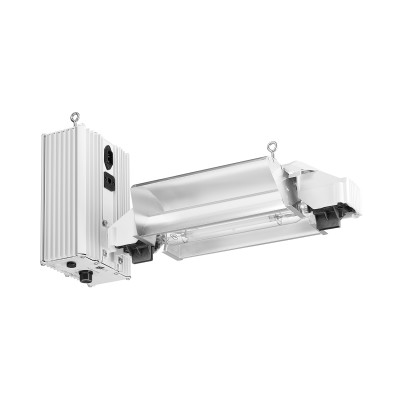 Gavita Pro Wide 150 DE Reflector in fixture