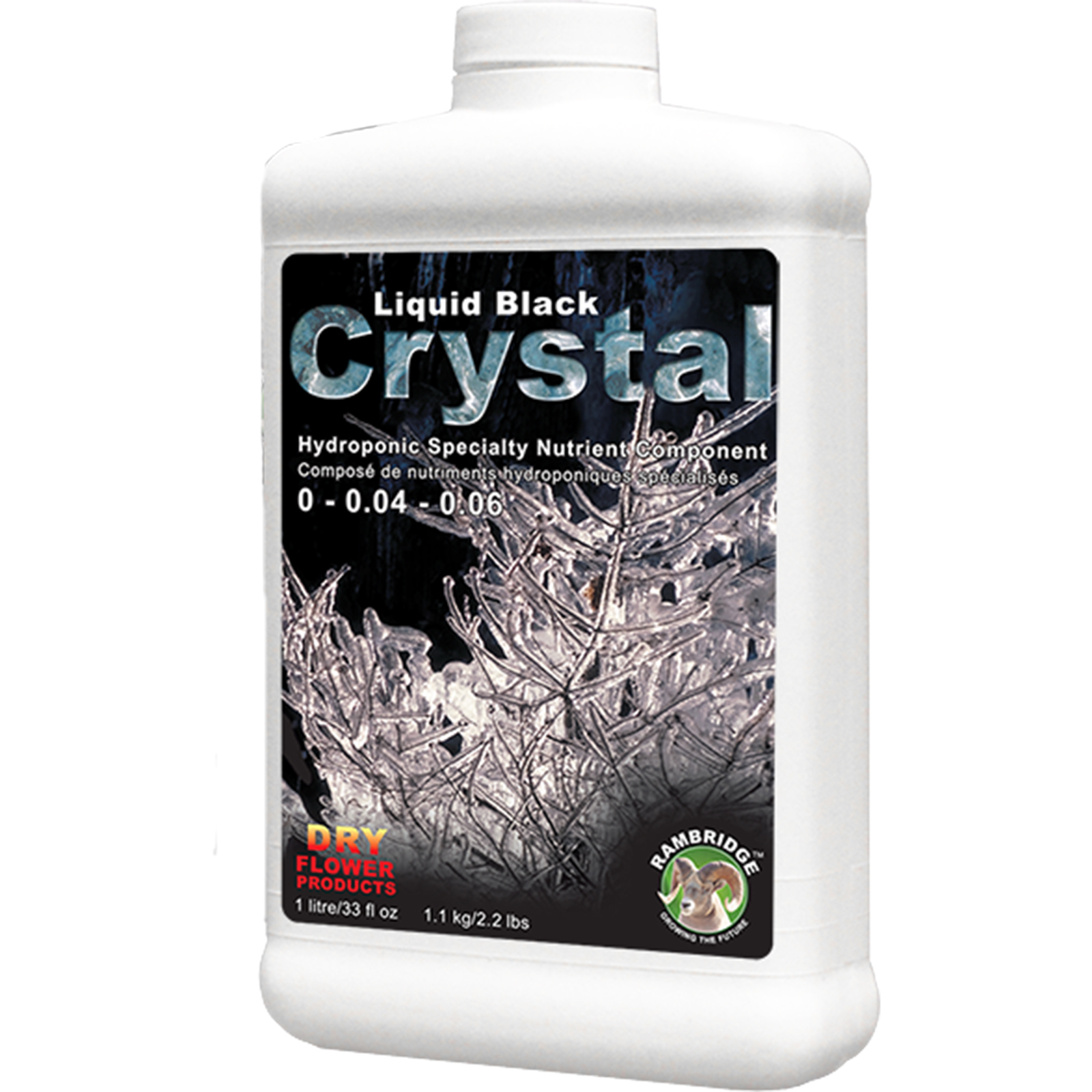 Liquid Black Crystal   0 - 0.04 - 0.06