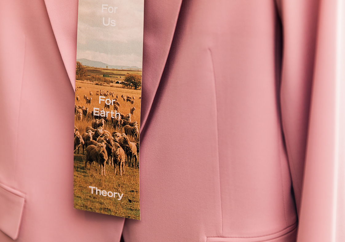 2f976944938 Theory is a New York-based fashion label founded in 1998 by Andrew Rosen.  We helped them celebrate Good Wool—their most environmentally responsible  ...