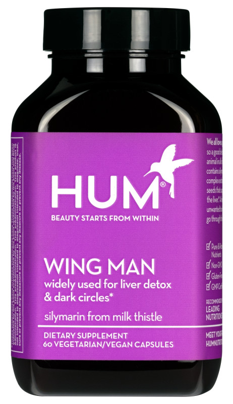 Supplement Review by popular Dallas lifestyle blog, Cute and Little: image of HUM Nutrition Wing Man.