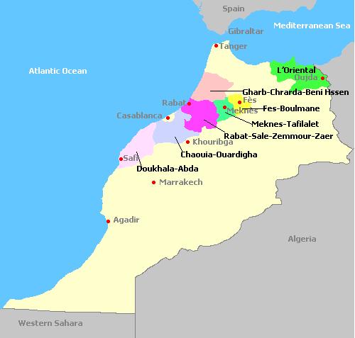 morocco-wine-map