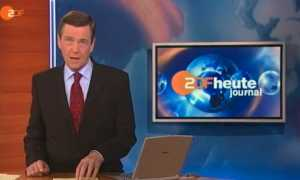 ZDF Heute Journal