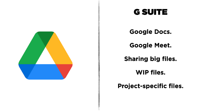 G Suite best practices