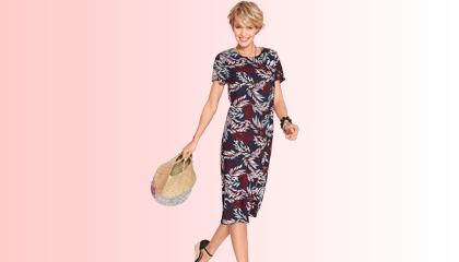 Knielange Kleider Kaufen Im Online Shop Witt Weiden