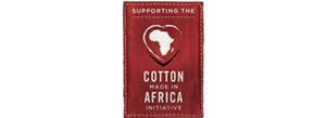 nachhaltigkeit cotton made in africa logo