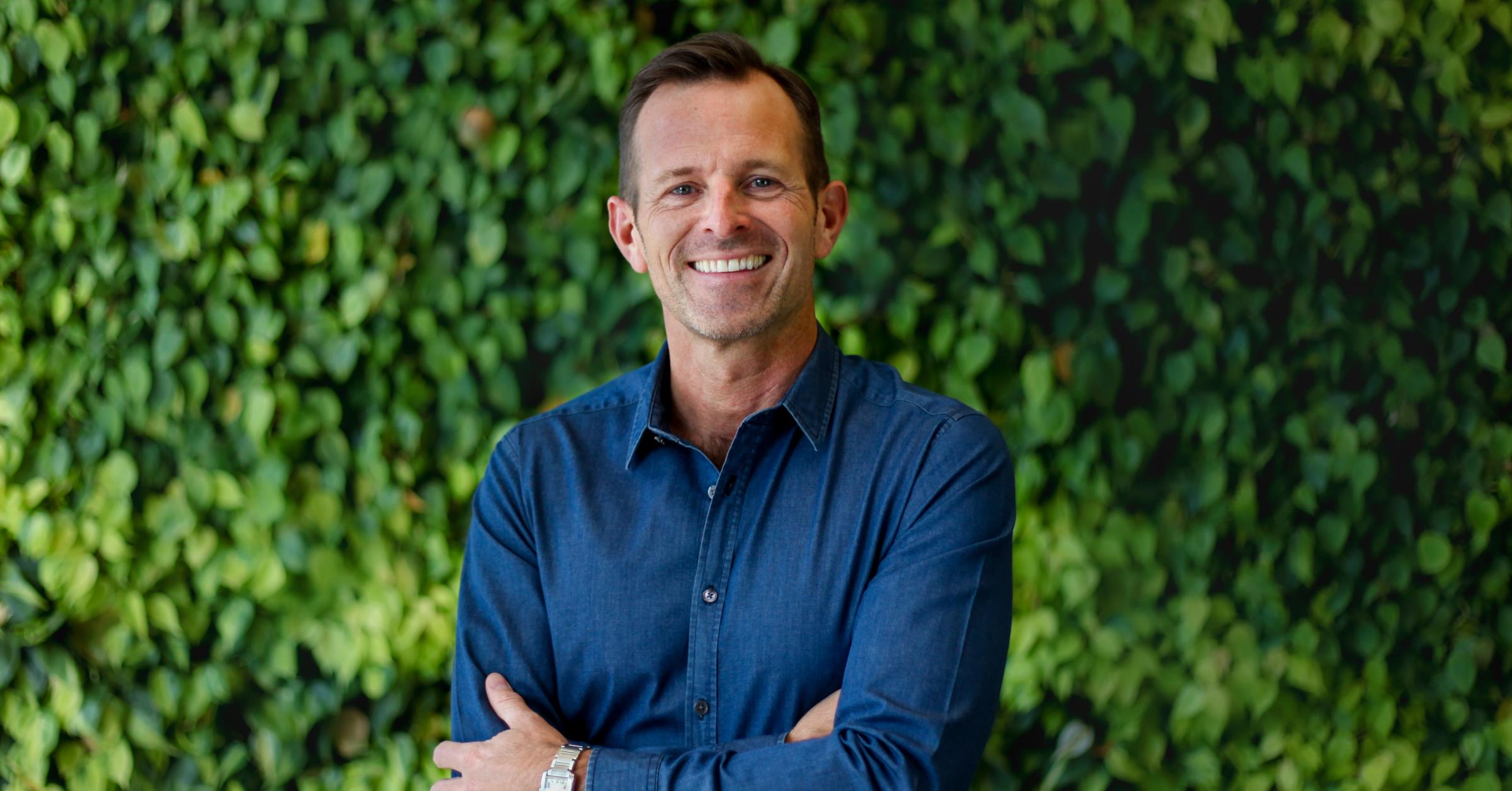David Dancer, Chief Marketing Officer at Inspire