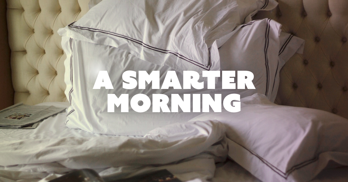 Smart map your morning routine 1200 x 628
