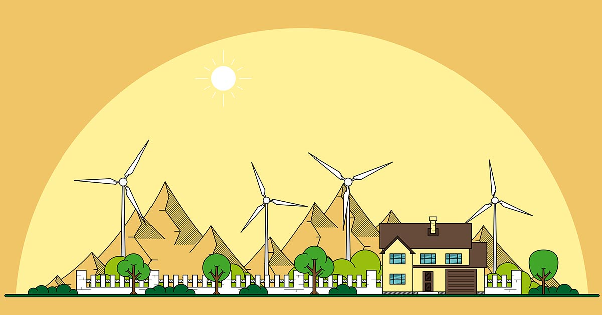 Switch To Wind Power For Your Home With Inspire Energy