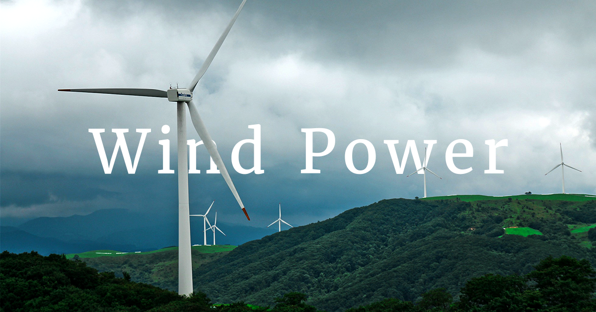 How To Switch To Clean Energy Choose Wind Power Inspire