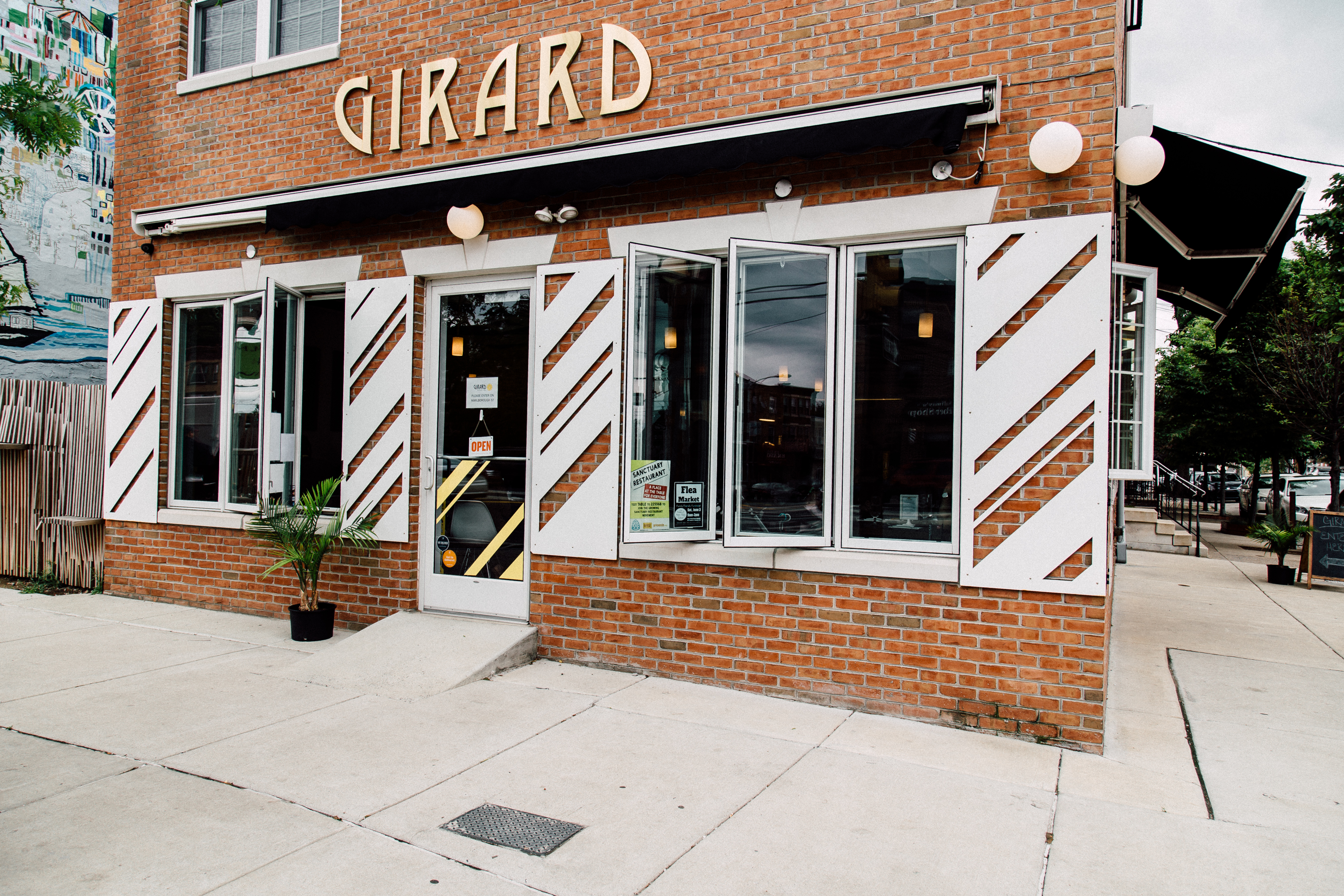 girard brunch