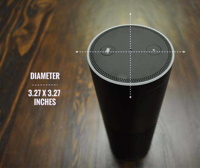 Amazon-Echo-diameter