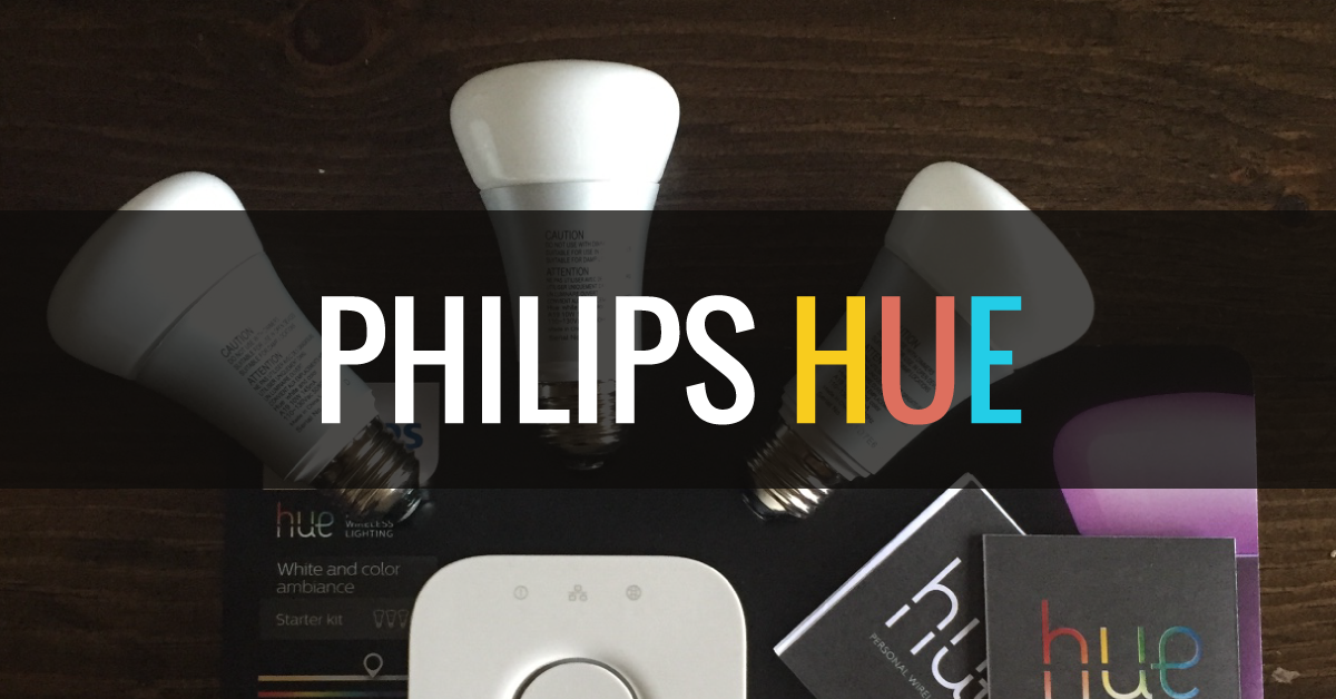 Philips Hue Smart Bulbs Review Energy Efficient Long Lasting