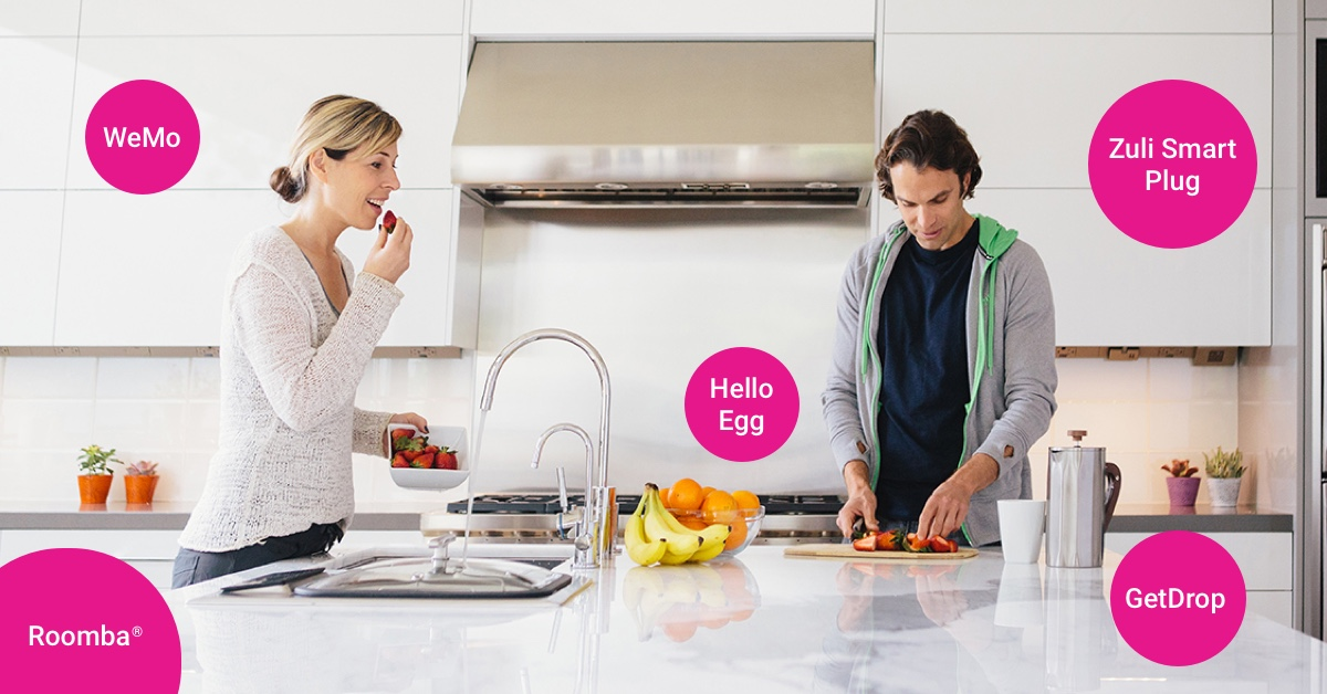 6 High Tech Kitchen Gadgets That Make Your Home Smarter - Egg-kitchen-gadgets