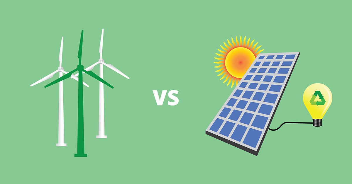 Solar vs Wind Energy For Your Home