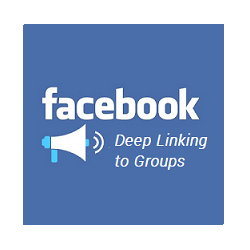 Deep Linking to Facebook Groups