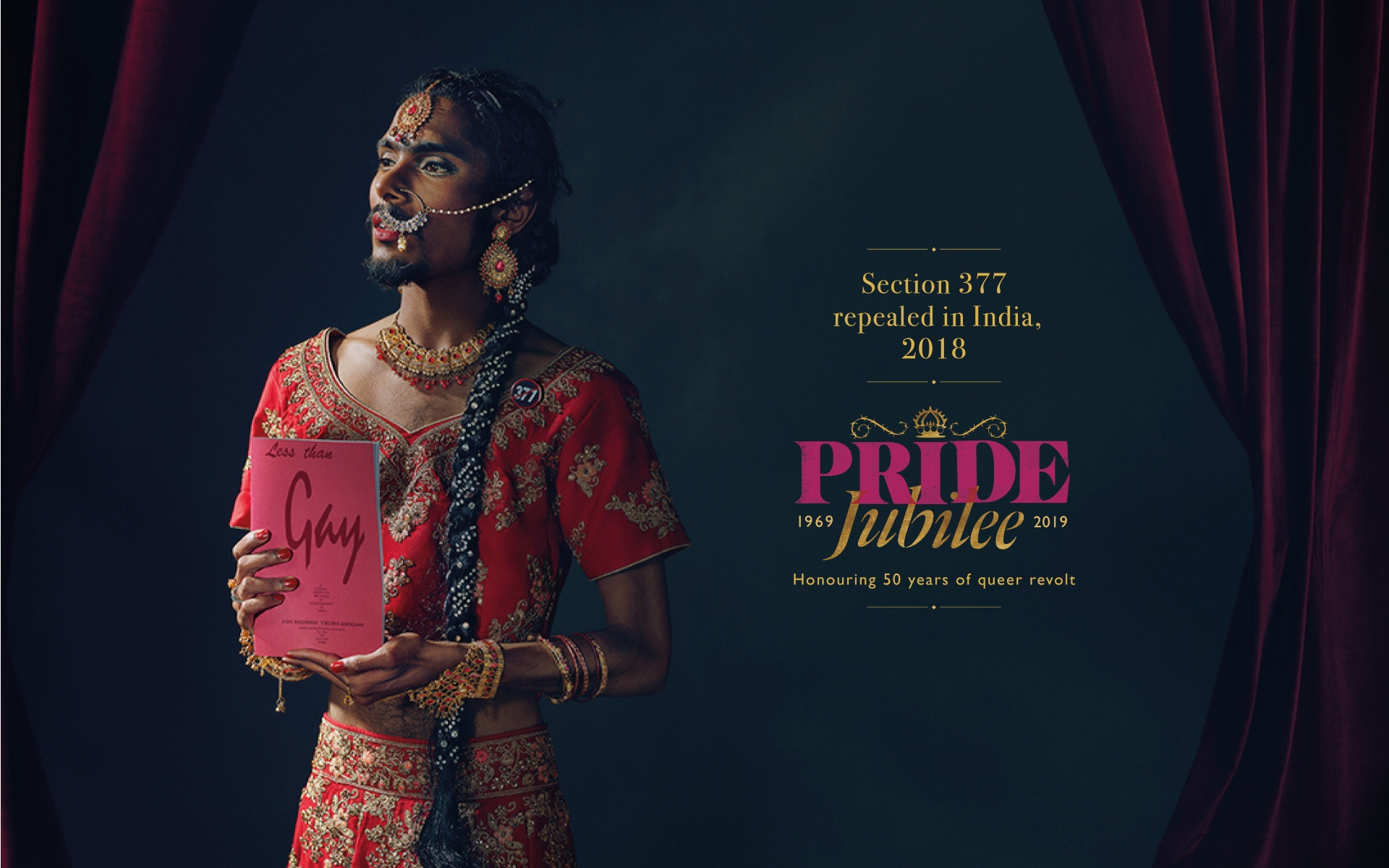 Pride moments Section 377