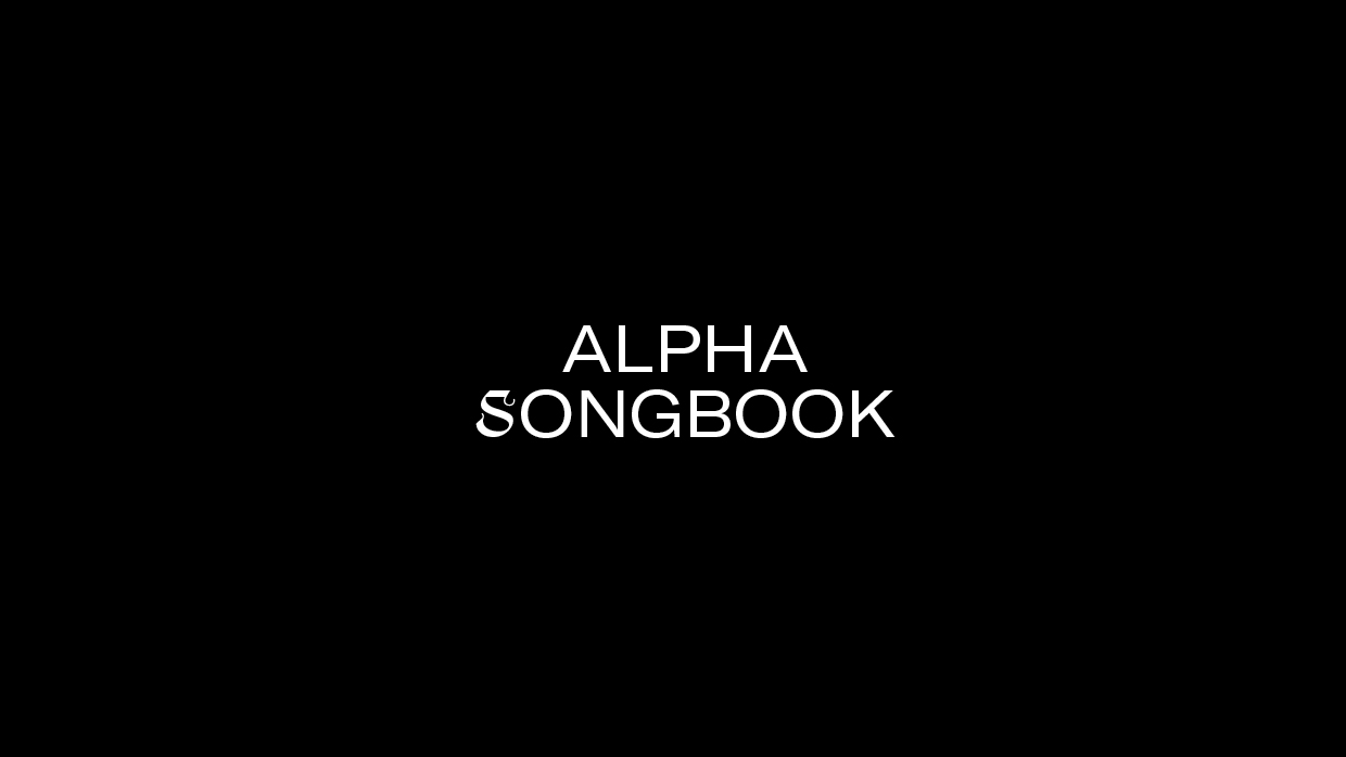 Alpha Songbook2