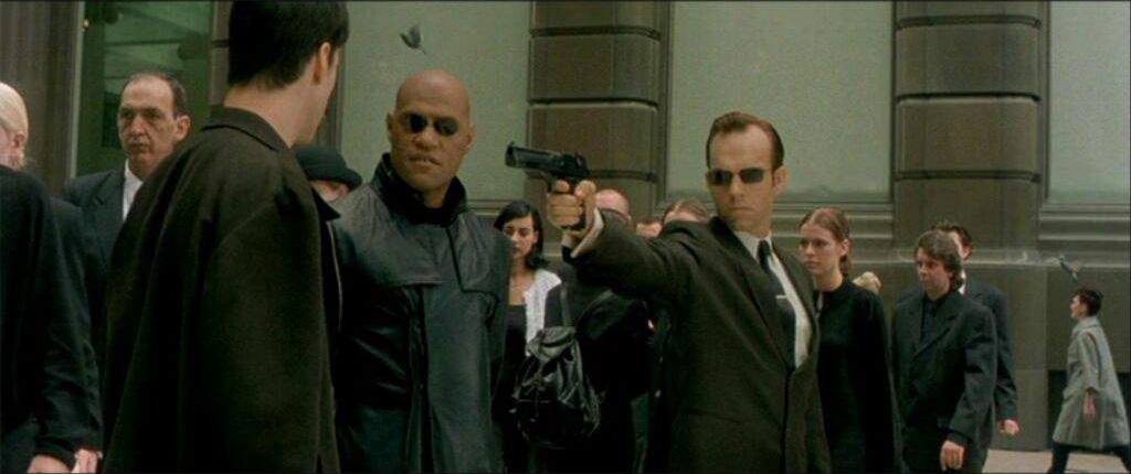 la matrix sistema enemigo