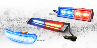 Code 3 Introduces Three Warning Lights to Optimize Slick Top Units